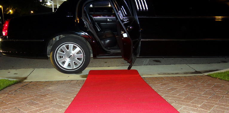 red carpet limo service in Columbia SC