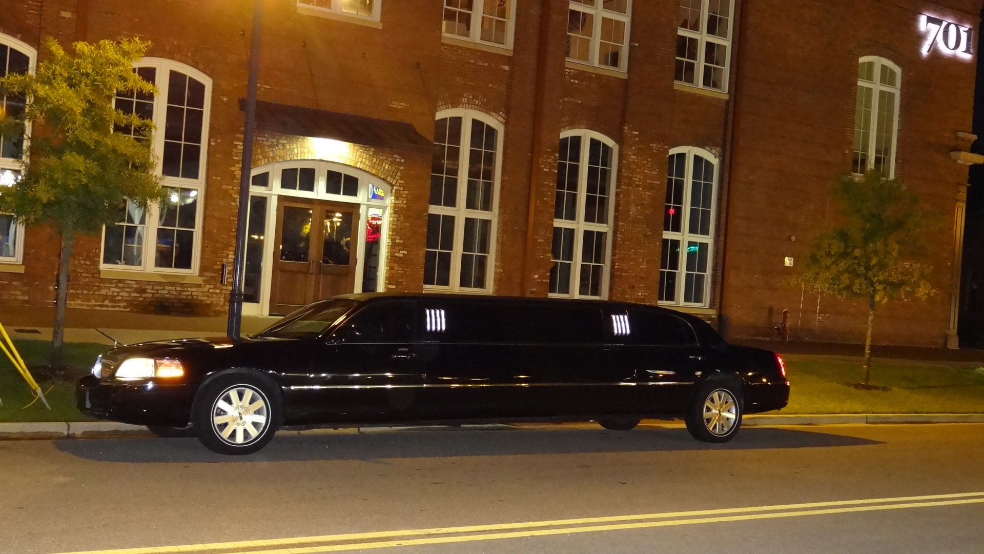 wedding limo in Columbia SC